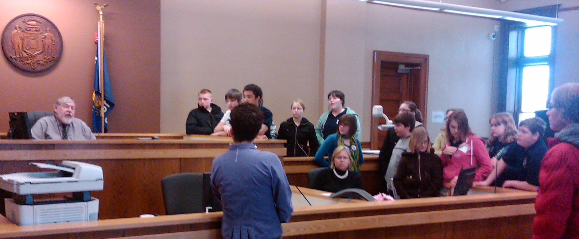 On the Teen Court - Odessa