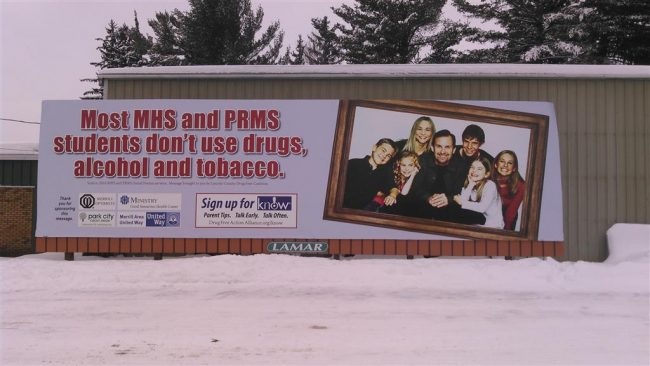 Billboard by Lincoln Lanes
