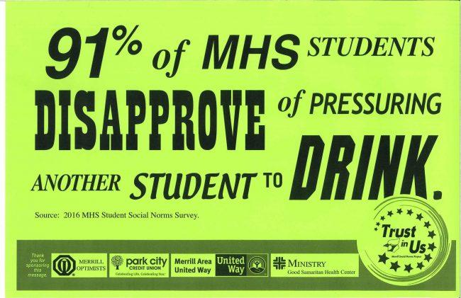 High School Poster Dec - Jan