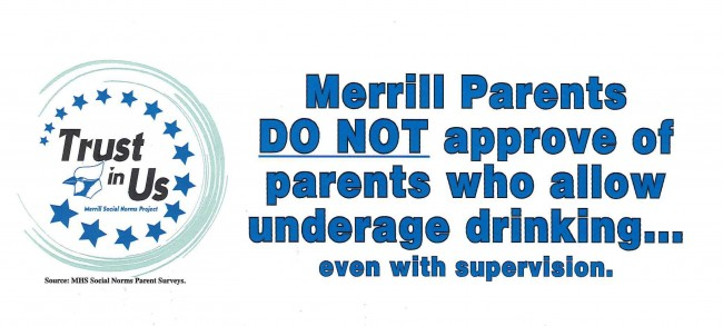 Merrill Parent Banner