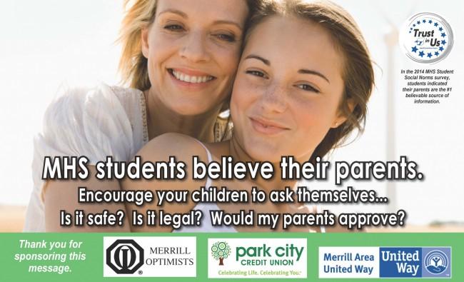 Parent-Community Message