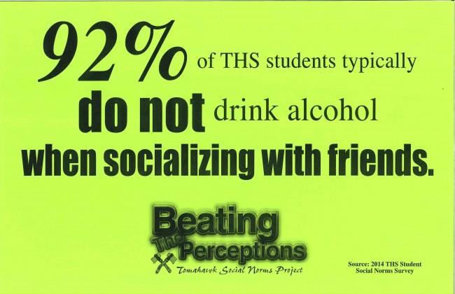 High School message