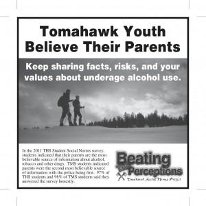 Tomahawk Leader ad
